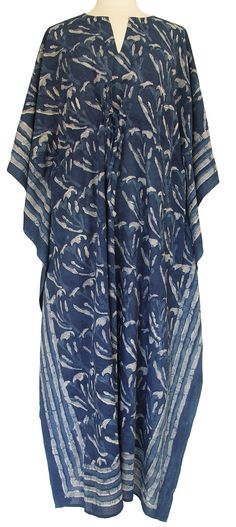 Lounge in leisure in this fabulous lightweight cotton kaftan. From Rasany $89