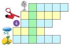 Korsord | MiniBladet Sydsvenskan | Sida 2 Inventions, Bar Chart, Preschool, Barn, Teacher, Sweden, Creative, Nature, Professor