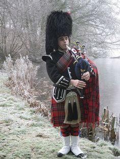 Highland dress -