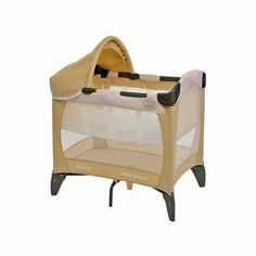 Pinkly Travel Bassinet