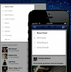 Facebook Newsfeed Changes How-To.