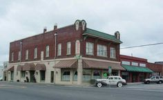 Bogeys Bar and Restaurant is in the Hotel Defuniak in Defuniak Springs, Florida.