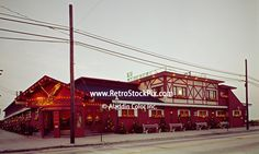 Ed Zaberers Restaurant, North Wildwood, NJ - Exterior