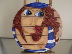Paint a Sailor Girl in Acrylics Acrylics, Sailor, Arts And Crafts, Portraits, Pretty, Artist, Blog, Painting, Head Shots