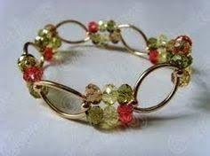 pulseras de cristal swarovski con oro ile ilgili görsel sonucu