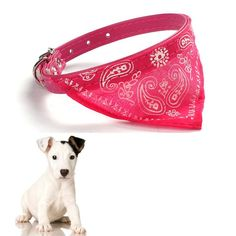 dog collars pet products for dogs small dog Puppy Cat Puppies Adjustable Collars Scarf Neckerchief Necklace cachorro products  #animal #silver #jewelry