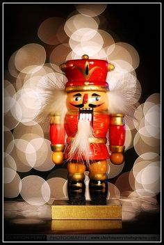 Nutcracker by Clayton Perry Photoworks, via Flickr