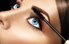 Amazing Makeup Tips And Tricks - Mascara Tips #HowToApplyMascara Face Makeup Tips, Makeup Ads, Best Makeup Tips, Best Makeup Products, Eye Makeup, Makeup Brushes, Makeup Tricks, Makeup Quiz, Kajal Eyeliner