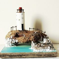 #driftwoodart #driftwoodartist #driftwood #woodart #rusticdecor #homedecor #waves #cliff #lighthouse #driftwoodlighthouse #sea #ocean #photography #etsy #etsyuk #etsyseller #walldecor #homeliving #cottage #nature #summer #cornwall #sculpture #valentinedaygifts #handmadedecor