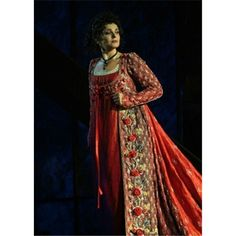 Fiorenza Cedolins | ... 2006 l elegante costume di tosca fiorenza cedolins nel secondo atto