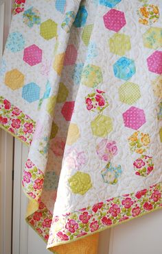 The Pattern Basket: Milk and Honey Quilt Pattern