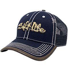 Salt Life mesh cap