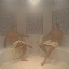 steam bath benefits and precautions
