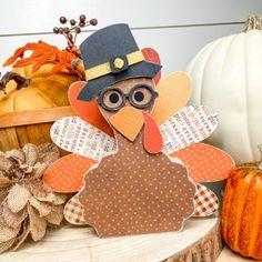 Thanksgiving Pilgrim Turkey