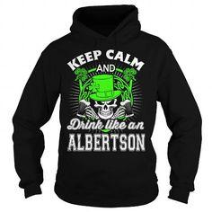 ALBERTSON T-Shirts, Hoodies (39.95$ ==► BUY Now!)