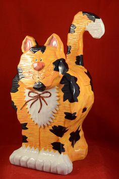 Cookie Jar    Cat
