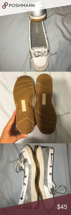 Sperry top-sider Size 5.5 kids = 7 womans. Sperry Top-Sider Shoes Flats & Loafers