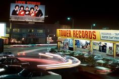 Tower Records on Sunset  (closed years ago)