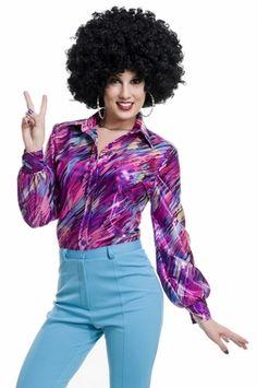 Adult 70's Disco Queen Shirt