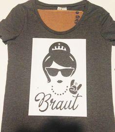 Individuelle DIY Bleaching T-Shirts für den Junggesellinnenabschied