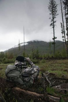 Hunting the big sky country. #Bowhunting