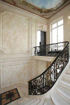 Hôtel Particulier Parc Monceau, Paris VIIIème.