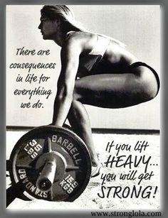 Strong is the new skinny inspiration  www.strongisnewskinny.blogspot.com  www.stronglola.com  www.strongisthenewskinny.spreadshirt.com