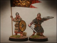 Arcane Scenery and Model Supplies presents DARK AGE IRISH Warlord Scale Irish Warlord and Bannerman, pack contains 2 figures. A large force of Irish warbands would be led by a famous warlor Model Supplies, Irish Warrior, Three Best Friends, Viking Age, Iron Age, Picts, Dark Ages, Middle Ages, Saga