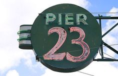 Pier 23, San Francisco. Recommended by Guy Fieri & Anthony Bourdain.