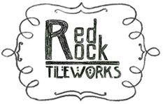 Red Rock is making the custom backsplash tile for behind the service line area... :)