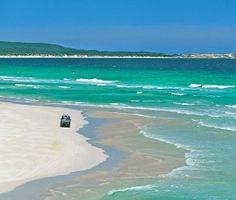 Boranup Beach in Boranup National Park, Western Australia