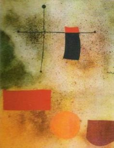 Abstract, 1936 by Joan Miró