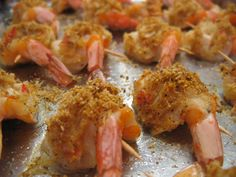 Prawn and crab are the two favorites of sea food lovers. There are many variations of crab meat stuffed prawns, butterflied prawn with crab meat stuffing is one of them: http://www.youtube.com/watch?v=GfEVbnlEHtg