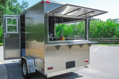 The Columbia XL10 Mobile Kitchen Food delivery Pinterest