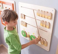 Numbers/Arithmetic Wall Panel