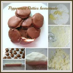 Tatjana´s kleine Bäckerei: Peppermint Patties