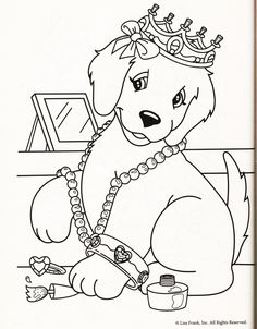 Blog devoted to coloring pages. I welcome and hope for you to submit scans from your own collection....