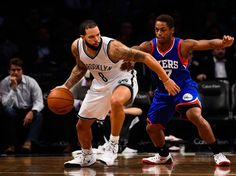 Nets PG Deron Williams is dealing with soreness in his ankles http://go.cmp.sr/1L7