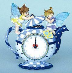 Kitchen Fairies | My Little Kitchen Fairies® - by Artist G.G. Santiago