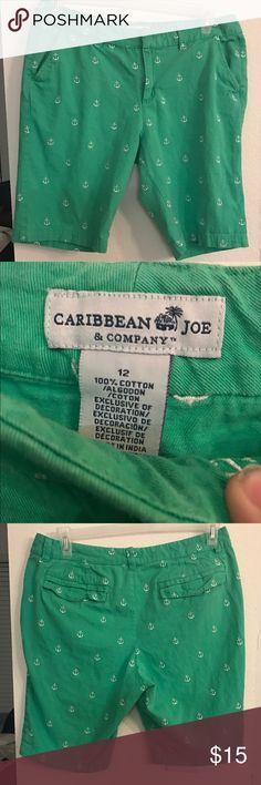 Caribbean joe shorts Worn once. Lost weight. My loss, your gain. Make offer caribbean joe Shorts Jean Shorts