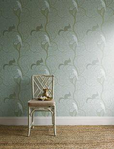 Squirrel & Dove Eggshell/Ivory DVIWSQ103 - Seinäruusu - Verkkokauppa