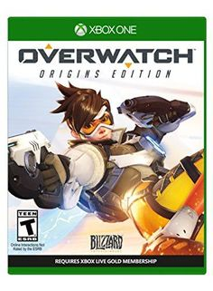 Overwatch - Game of the Year Edition- PlayStation 4 Experience the extraordinary Play as heroes, not classes Fight for the future. together The world is your battlefield 10 Bonus Loot Boxes with cosmetic goodies for your Overwatch heroes Jeux Xbox One, Xbox 1, Xbox One Games, Playstation Games, Overwatch Xbox, Overwatch Video Game, Overwatch Digital, Overwatch Bastion, Shopping