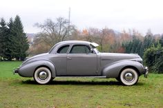 '39 Buick Century Sport Coupe