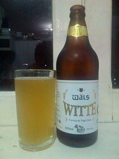 No geral, uma cerveja muito boa e diferente, mas que é bem leve, cerveja pro dia a dia sem muita frescura, gourmetização ou coisas do tipo, é aquele tipo de cerveja pra tomar num bar, que foge das lager e pilsen.  #cerveja #trigo #wäls #witte  Site oficial: http://wals.com.br/cervejas/witbier/witte