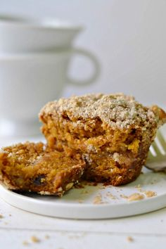Gluten-Free Pumpkin Muffins-smell great, look great, taste great, ARE great