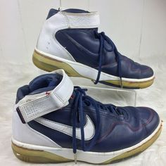 on sale 57854 e3171 Athletic Shoes · Vintage Nike Air Force 25 (2007) 315015-413 Mens  Basketball Sneakers Sz 10