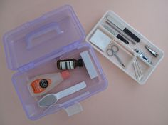Building a basic manicure kit