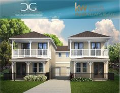 Home For Sale in SARASOTA!  CLICK the link below for more details 🏡  Pre-construction. To be built! Divald Homes presents its' latest architectural design offering urban island-style living in downtown Sarasota. This gorgeous modern contemporary home with 2559 under air-conditioned square feet with a bonus apartment above the 2 car garage!  #realtor #realetate #forsale #sarasota #sarasotarealestate #kellerwilliamsislandliferealestate #thecoffeygroupfinehomesinternational Sarasota Real Estate, Urban Island, Home Buying Process, Next At Home, Island Life, New Construction, Modern Contemporary, Architecture Design, Mansions