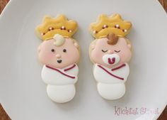 Royal Babies Cookie Tutorial | Klickitat Street Carrot cutter