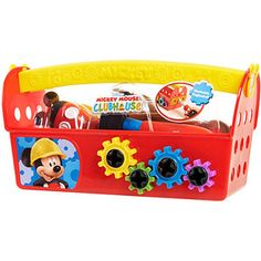 Disney Mickey Mouse Clubhouse Handy Helper Toolbox